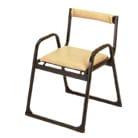 アルミ製本堂椅子