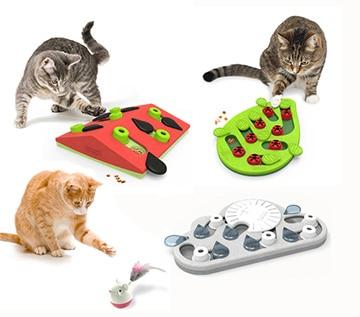 猫とパズルゲーム