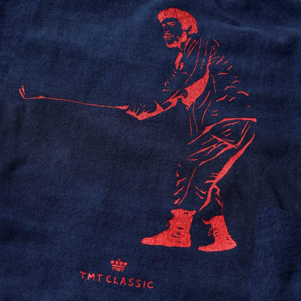 ゴルフをプレーするゲバラポロ