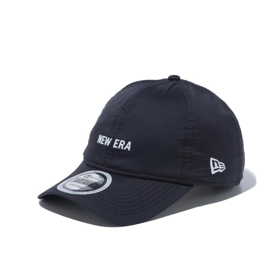 NEWERAレインキャップ ブラック