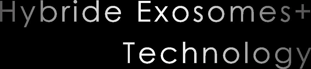 Hybride Exosomes+ Technology