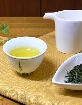 日本茶の特徴と色