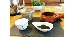 1.お茶の準備