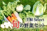 主婦Select 旬の野菜セット