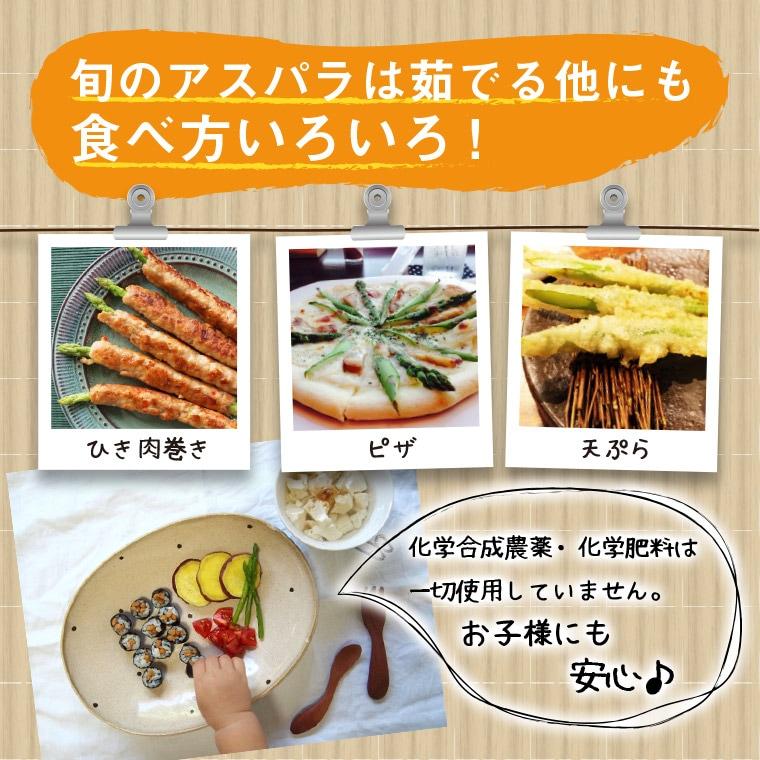 アスパラ料理レシピ