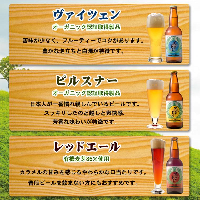 ビールの特徴