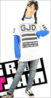 GROOJAM GJD56Tシャツ