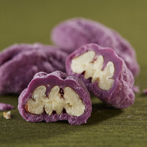 ペカンナッツショコラ 紫いも 75g