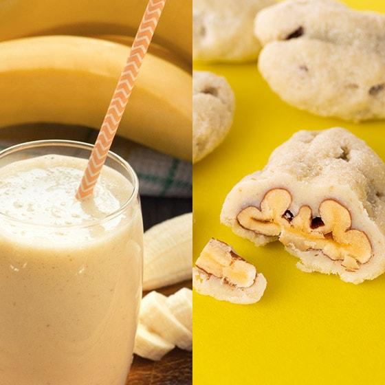 ペカンナッツショコラ バナナミルク 75g