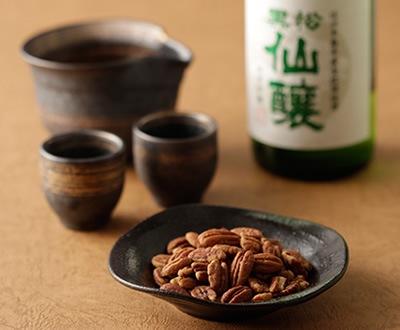 柚子こしょう×日本酒(仙醸)