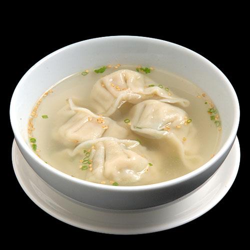 スープ餃子(スープギョーザ)の画像