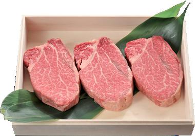 松阪牛シャトーブリアンステーキ