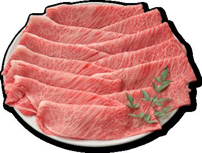 松坂牛のお肉
