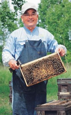 当店は明治42年創業の老舗養蜂家です ~もちろん味には絶対の自信があります~
