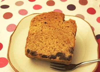 はちみつと黒糖のヘルシー蒸しパン 黒糖ふくれ