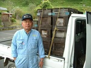 西澤養蜂場の四代目社長・西澤康全