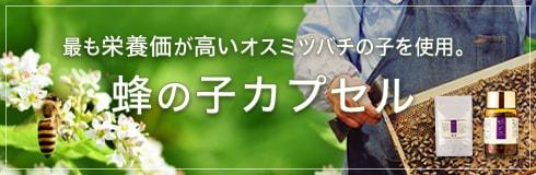 【初回限定】約7日分 蜂の子カプセル(28粒袋入り)