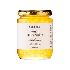 レモンはちみつ漬け(300g)