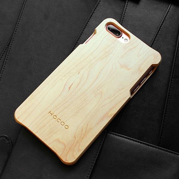 iPhone8Plus/7Plus用木製ケース