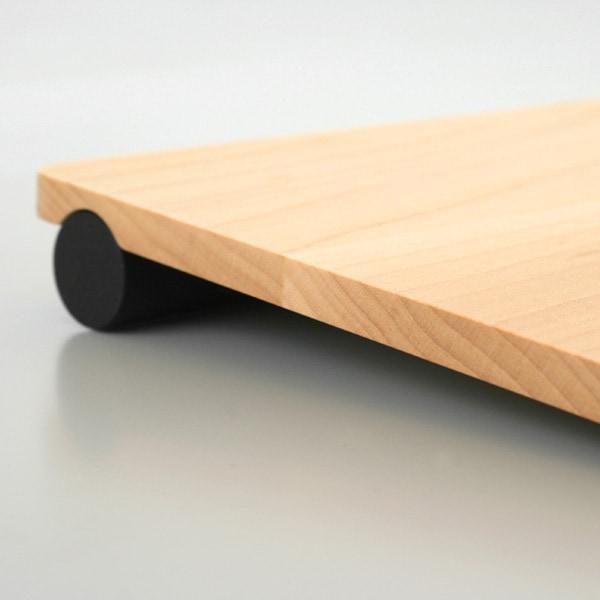 木製マウスパッド「コロ」