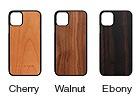 木製iphone12ハードケース