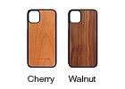 木製iphone13ハードケース