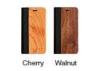 木製iphone13手帳型ケース