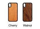 木製iPhoneXRハードケース