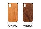 木製iPhoneXSハードケース