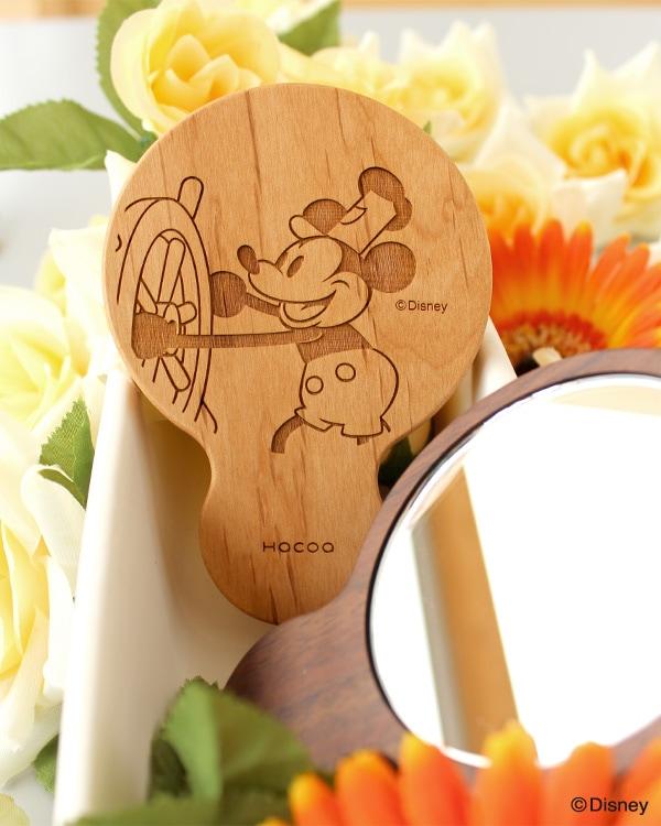 ディズニーキャラクターのかわいい手鏡「Hand Mirror」