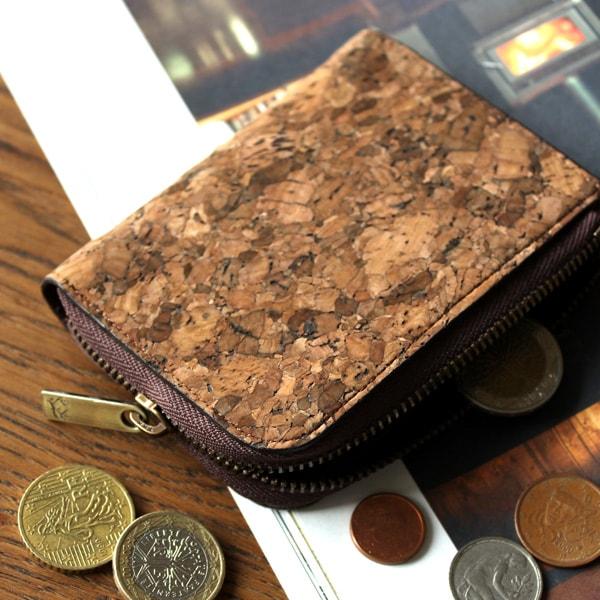 サブ財布としても使いやすいコインカードケース「CONNIE Coin Card Case」