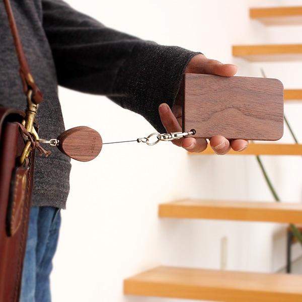 木製ICパスケースとセットで使うととても便利!就職・入学祝いに