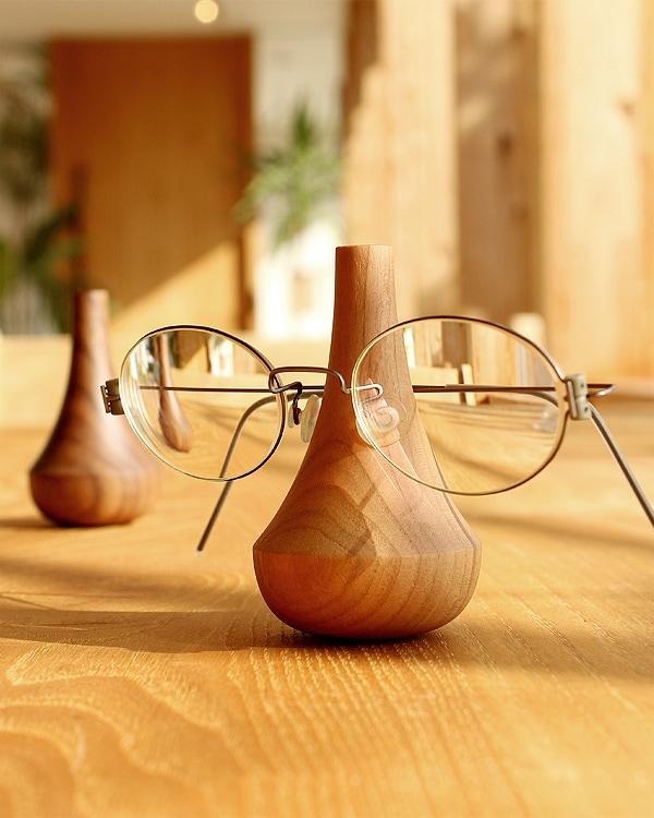 大切なメガネやサングラスをおしゃれなインテリアに メガネスタンド