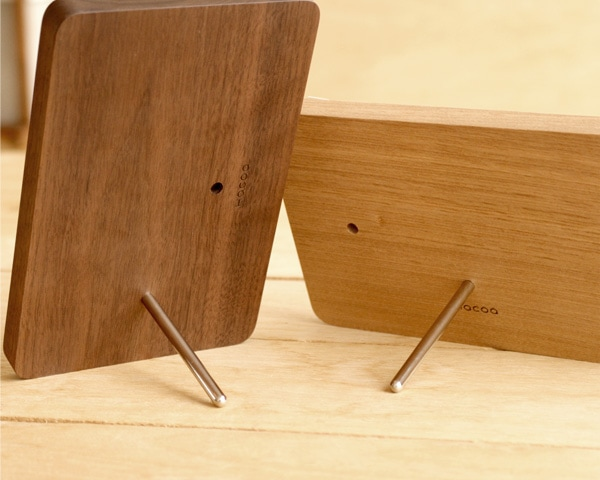 縦型でも横型でも棒を差し替えてボードを自由にレイアウトできます