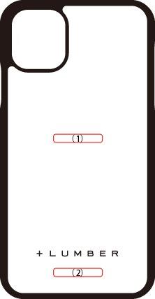iPhone 11ハードケースに名入れをしてオリジナルのアイフォンカバーに