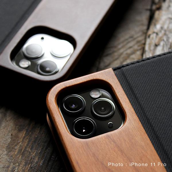 iPhone 11の美しさを損なわない、おしゃれでカッコいいデザインのiPhoneカバーです。