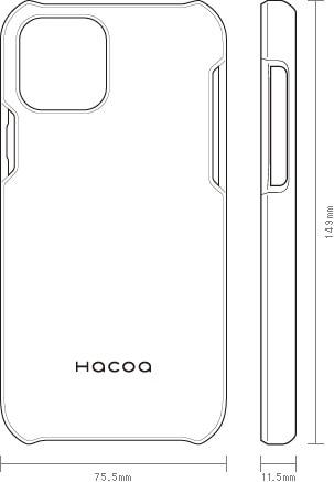 木製iPhone12/12プロケーススペック