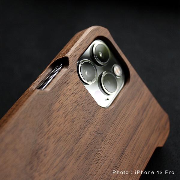 iPhone 12/12Proに対応した木製アイフォンケース