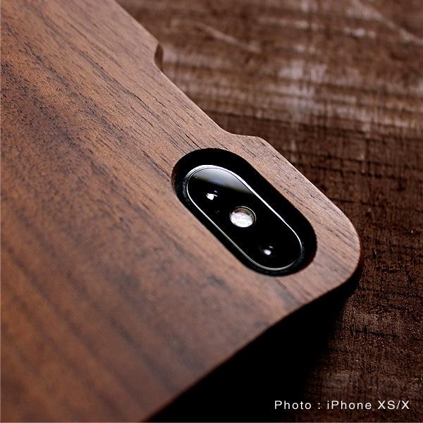 iPhone XS/Xに対応した木製アイフォンケース