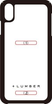 iPhoneXRハードケースに名入れをしてオリジナルのプレゼントに