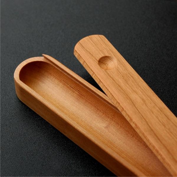 北欧風木製の箸箱