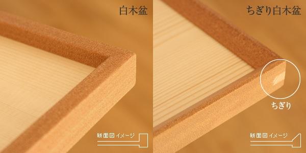 器を選ばずいつでも使える木製お盆・トレー