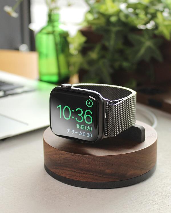 アップルウォッチ充電スタンド「Apple Watch Charging Dock-Stand」