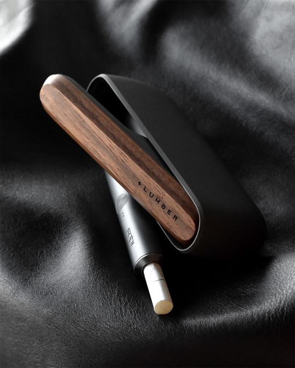 おしゃれなIQOS ILUMA用木製ドアカバー「IQOS ILUMA DOOR COVER」