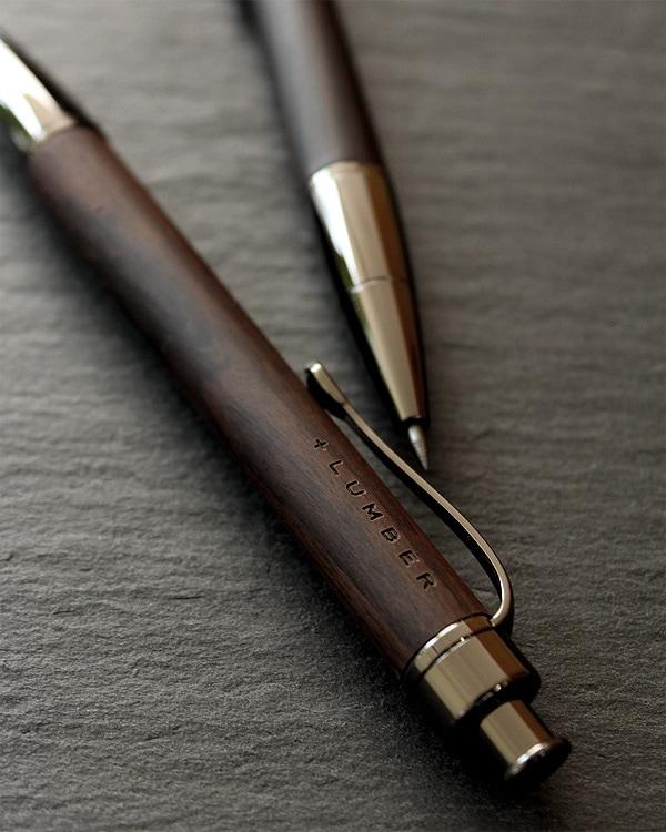 大人の鉛筆、高級木材の芯ホルダー「LEAD PENCIL 2mm」
