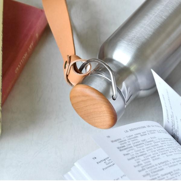 保温・保冷性に優れているので、お家の中でタンブラーとしてお使いいただくのもおススメです。