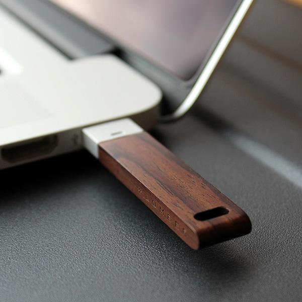 【16GB】銘木の美しさをプラスした木製USBメモリー「USB MEMORY」