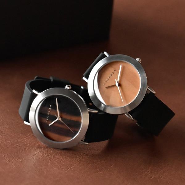 扱いやすいシリコンベルトの腕時計「WATCH 3300 ペアセット」