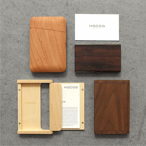 名刺入れ・木製カード入れを色々ご用意、お好みのスタイル・デザインでお選びください。