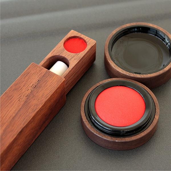 持ち運びに便利な印鑑ケース「Seal Caseシリーズ」とも併用頂けます。
